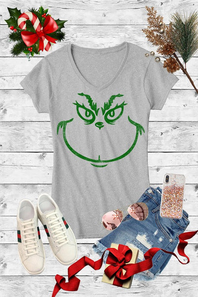 JR TSHIRT THE GRINCH