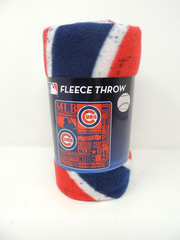 BLANKET MLB CUBS