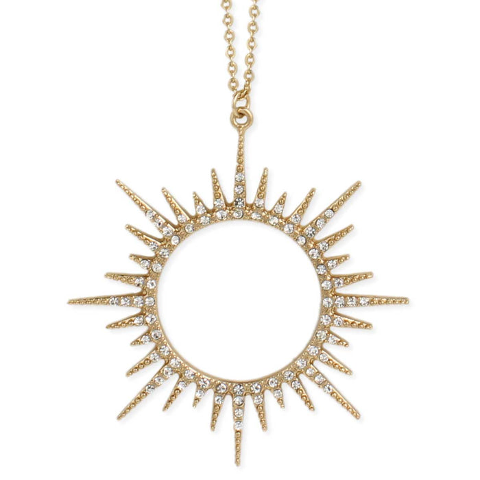 NECKLACE SUNBURST