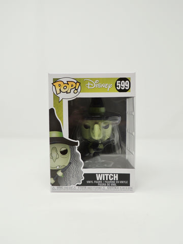 Figure Funko Nightmare Before Christmas Witch