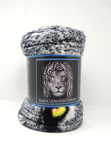 Fleece Blanket Lion