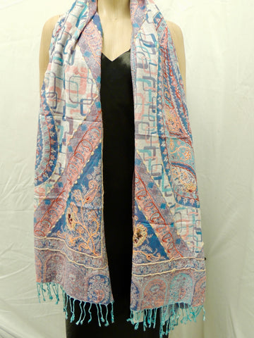 Pashmina Thick Embroidered