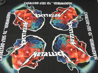 BANDANA METALLICA HARDWIRED