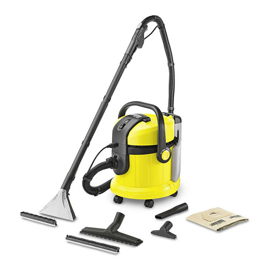 KARCHER SE4001 3IN1 VACUUM AND CARPET  CLEANER<br>ម៉ាស៊ីនសំអាតព្រំ - Home-Fix Cambodia