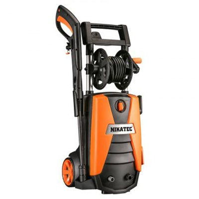 MLE NIKATEC NCHP140A HIGH PRESSURE CLEANER<br>ម៉ាស៊ីនបាញ់លាងសម្អាត - Home-Fix Cambodia