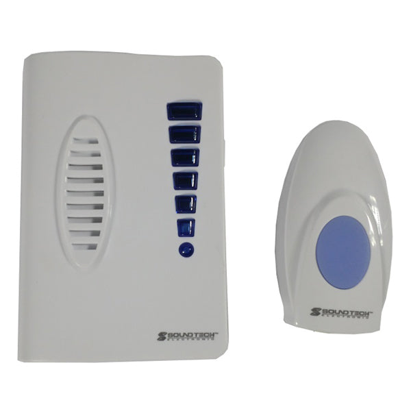 SOUNDTEOH 099D2 WIRELESS DOORBELL <br> កណ្តឹងទ្វារ - Home-Fix Cambodia