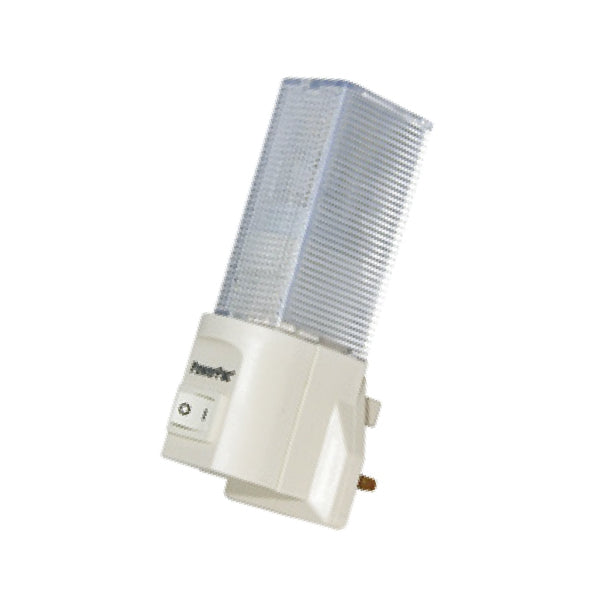 POWERPAC PP3208 NIGHT LIGHT 7W/E14 On/Off<br>អំពូលរាត្រី អ៊ី14 - Home-Fix Cambodia