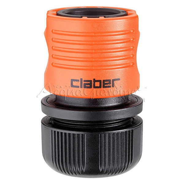 "CLABER 48569 5/8"" AUTOMATIC COUPLING<br>តំណបំពង់ - Home-Fix Cambodia"