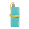 THECOOPIDEA GUMMY MINI 5200MAH 2.4A - BLUE <br> ផាវ័រប៊េង - Home-Fix Cambodia