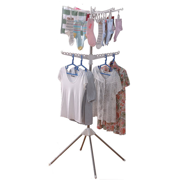 MAXPLUS MPD0207X0 DRYING CLOTHES W/ 24PEGS<br>ស្នួរហាលសំលៀកបំពាក់ - Home-Fix Cambodia