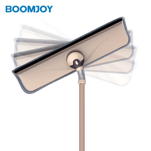 BOOMJOY JY7043 ROTARY & FLEXIBLE WINDOW CLEANER<br> ប្រដាប់ជូតសម្អាតបង្អួច - Home-Fix Cambodia