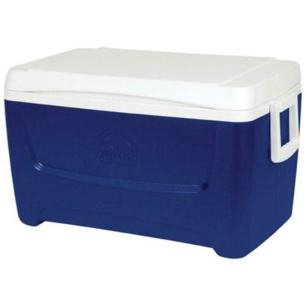 IGLOO 44714 ISLAND BREEZE 48QT BLUE - Home-Fix Cambodia