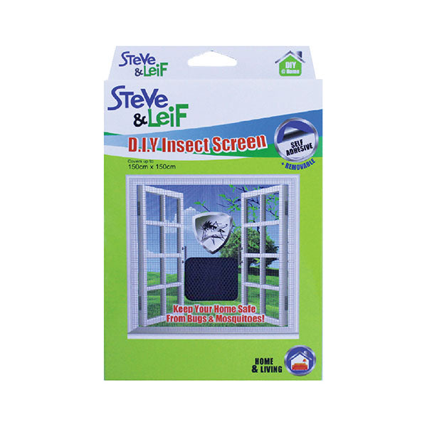 STEVE&LEIF SL-779 DIY POLYESTER INSECT SCREEN (2M)