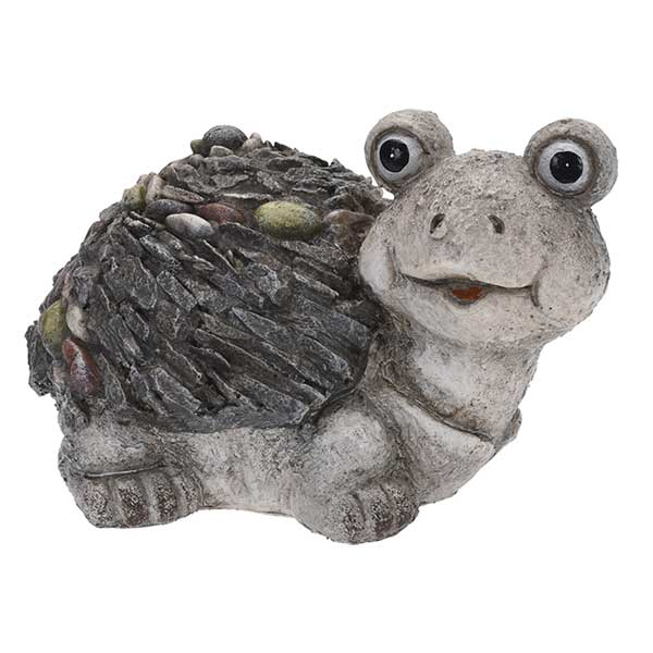 KOOPMAN 795720000 TURTLE AND SNAIL TERRACOTTA TURTLE<br>ថ្មរូបអណ្តើក - Home-Fix Cambodia