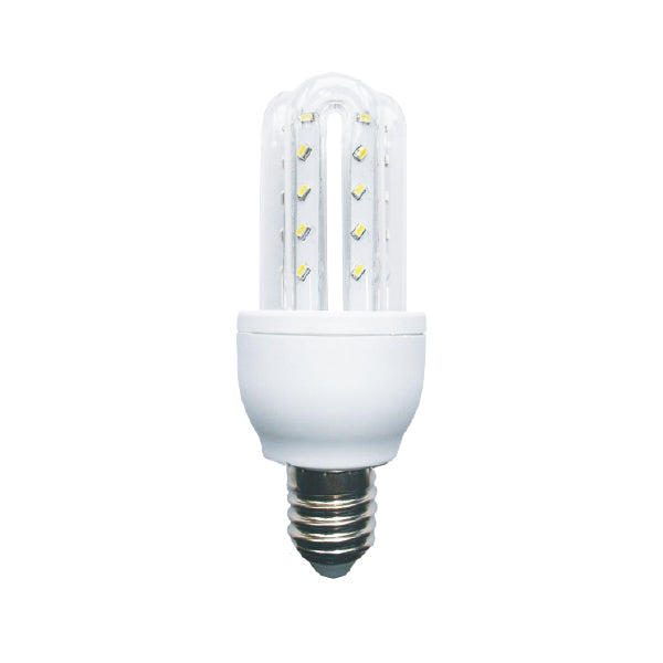 POWERPAC PP6519 VERTEX LED 3U 9W E27 DL<br>អំពូល 3U 9 វ៉ាត់ E27 - Home-Fix Cambodia
