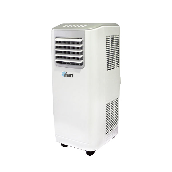 IFAN IF9090 PORTABLE AIRCON 9000 BTU<br>ម៉ាស៊ីនត្រជាក់ - Home-Fix Cambodia