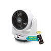 IFAN IF7405 DESK FAN AIR CIRCULATOR WITH OSCILATION  8 INCH<br>កង្ហារលើតុ - Home-Fix Cambodia