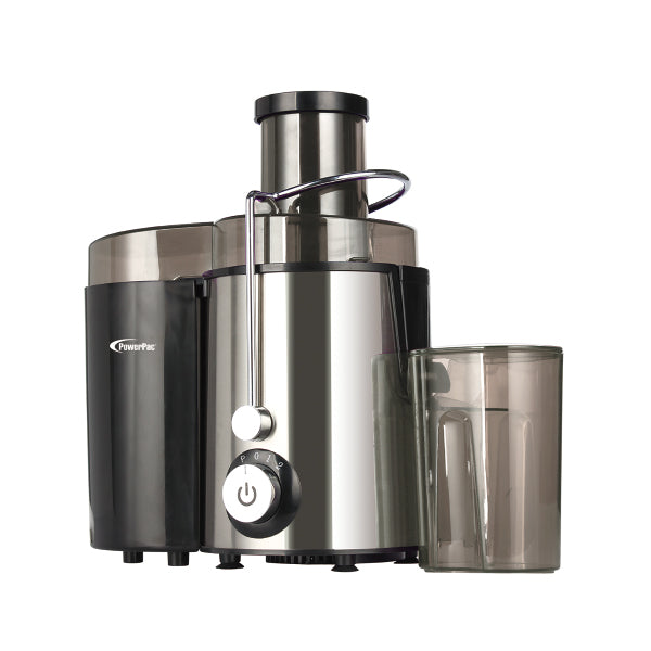 POWERPAC PP3405 JUICE EXTRACTOR<br>ម៉ាស៊ីនគៀបទឹកផ្លែឈើ - Home-Fix Cambodia