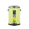 EKO 9217MP-LI-12L BELLE DELUXE BIN 12L LIME <br> ធុងសំរាម 12 លីត្រ - Home-Fix Cambodia