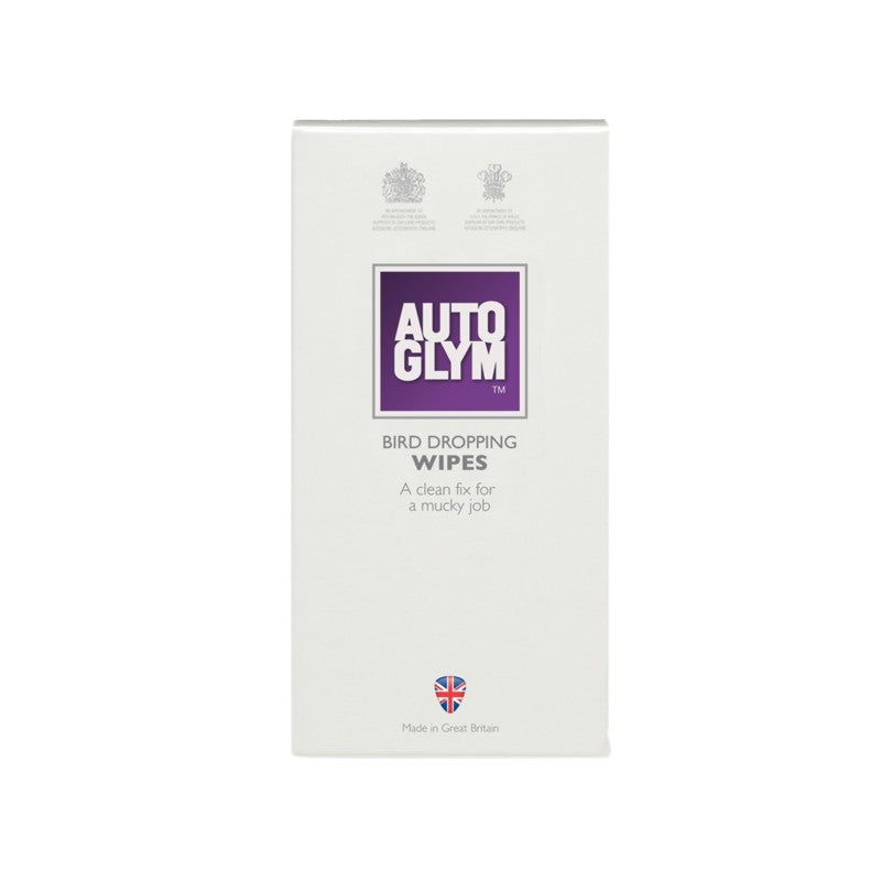 AUTOGLYM BIRD DROPPING WIPES<br>កន្សែងសើមជូតឡាន - Home-Fix Cambodia