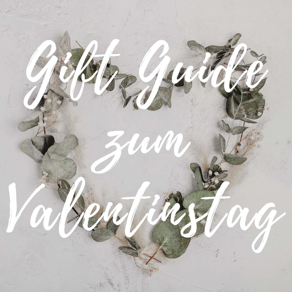 Valentine's Day Gift Guide - Six Ideas for the People Who Love You | Suzu Papers