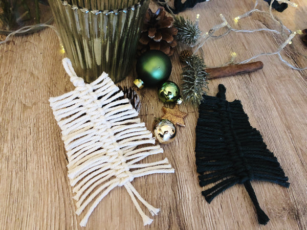 Suzu Papers - simply tie and knot the macrame tree