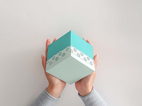 Making Explosion Boxes Your Own: Motifs for the Lid of an Explosion Box - DIY explosion boxes: Motifs and patterns for the lid of an explosion box