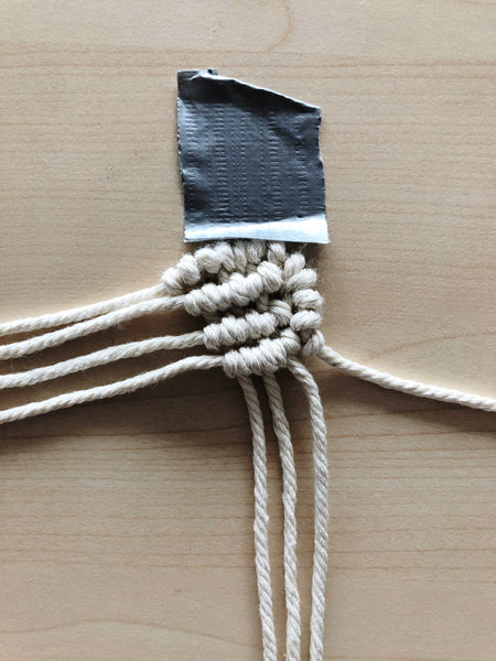 Suzu Papers - macrame gift ideas to make yourself