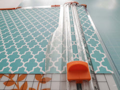 Fiskars paper cutting machine - Fiskars' paper cutting board