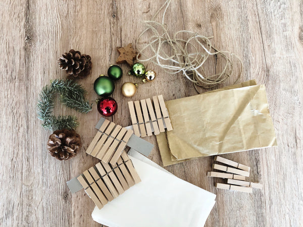Suzu Papers - DIY Advent wreath yourself