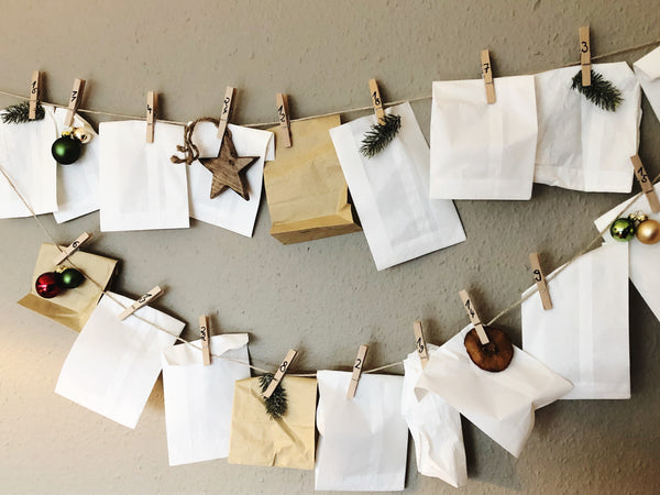 Suzu Papers - DIY Adventskranz
