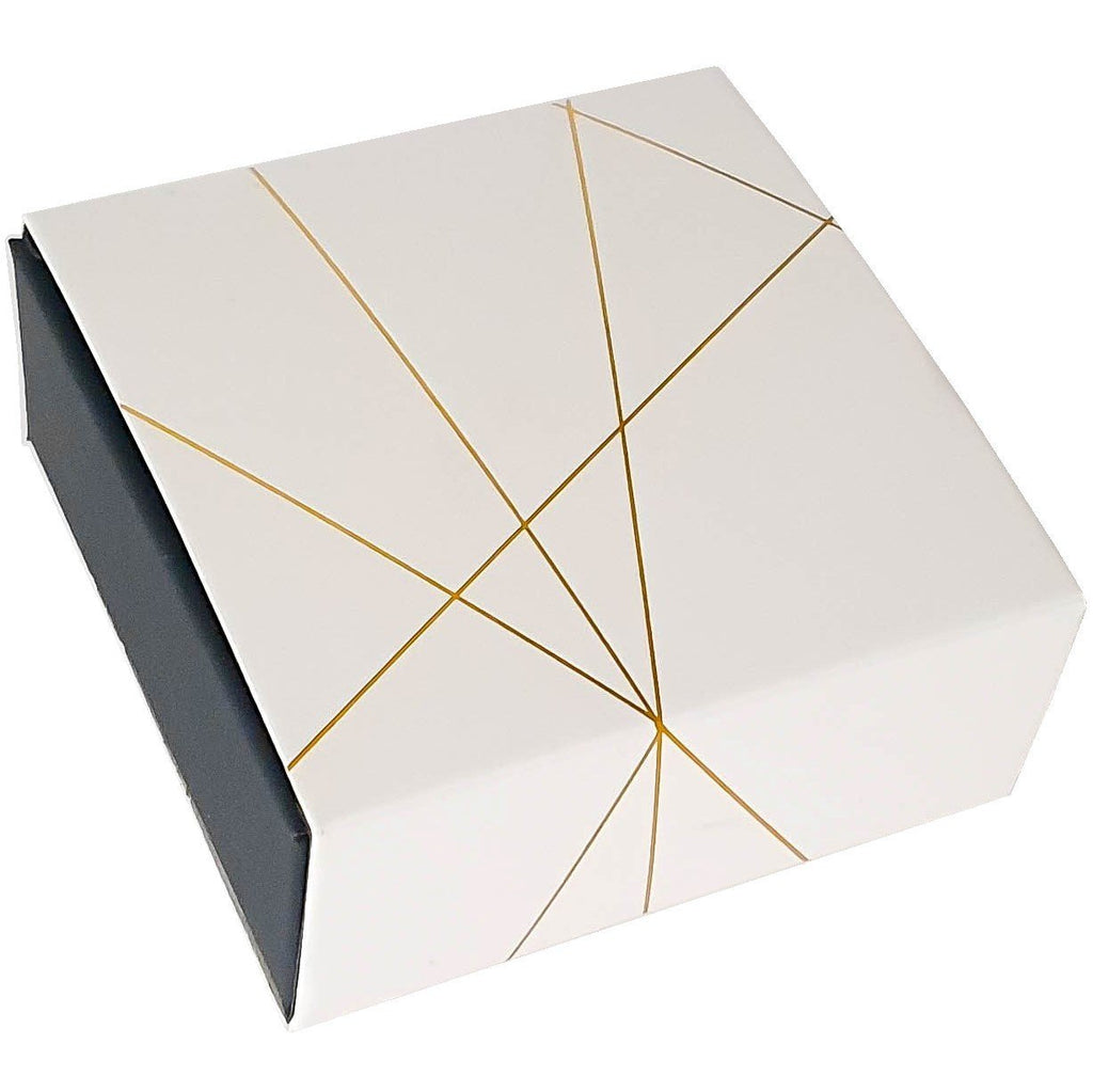 Customizable gift box with folding card - Suzu Papers