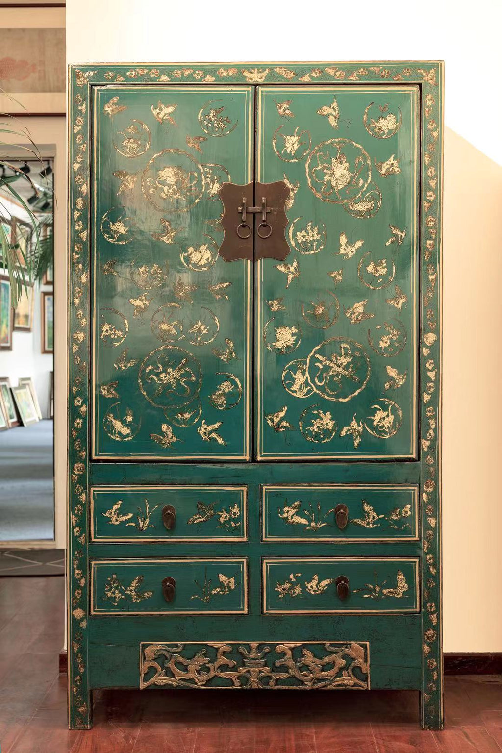 Chinese Wedding Cabinet 0444