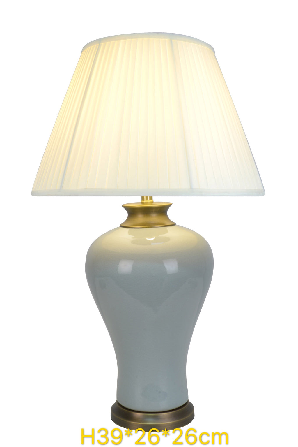 Porcelain Lamp 0228