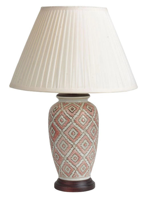 Porcelain Lamp 0229