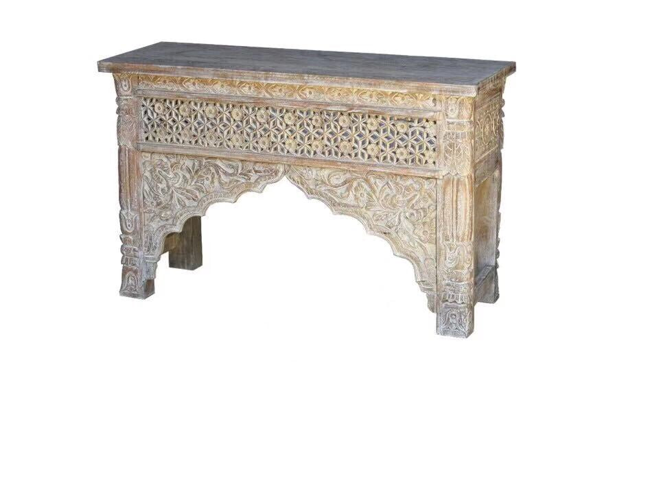 Indian Console Table 0703