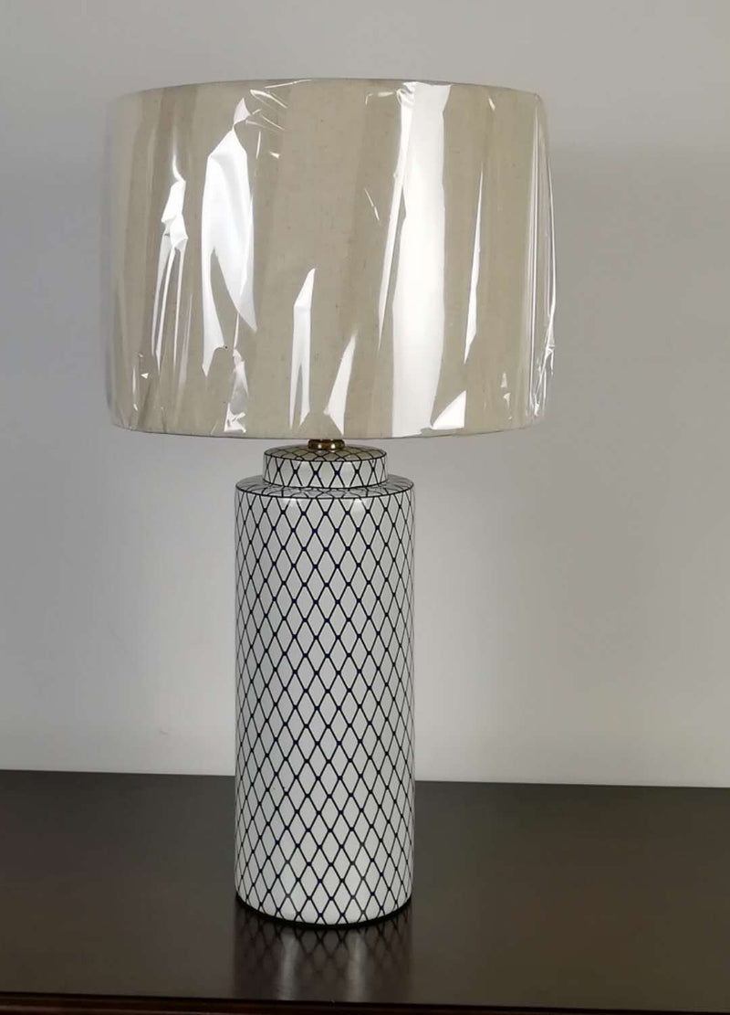 Porcelain Art Lamp 0701