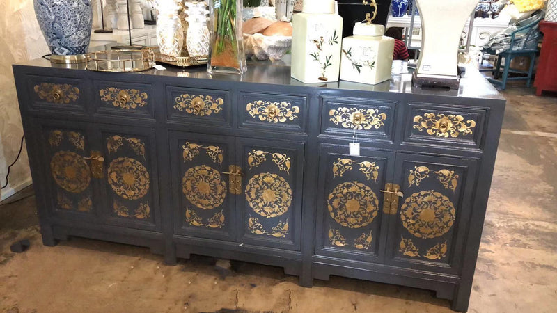 Chinese Side Cabinet 0447