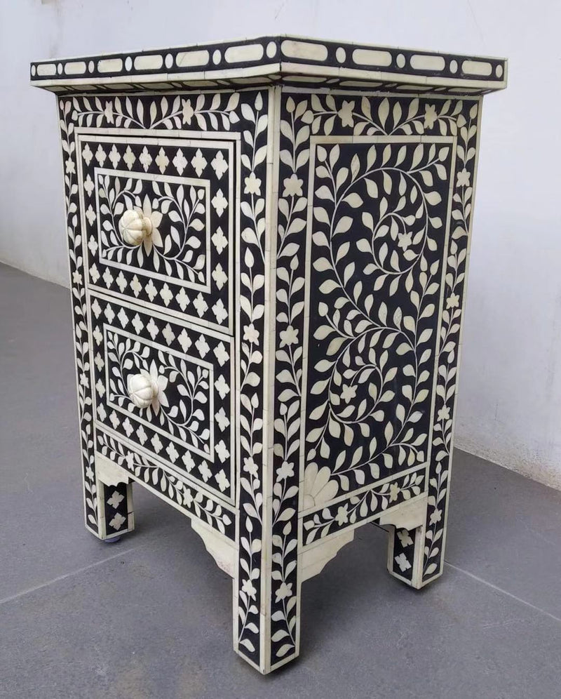 Bone Inlay Cabinet 0203
