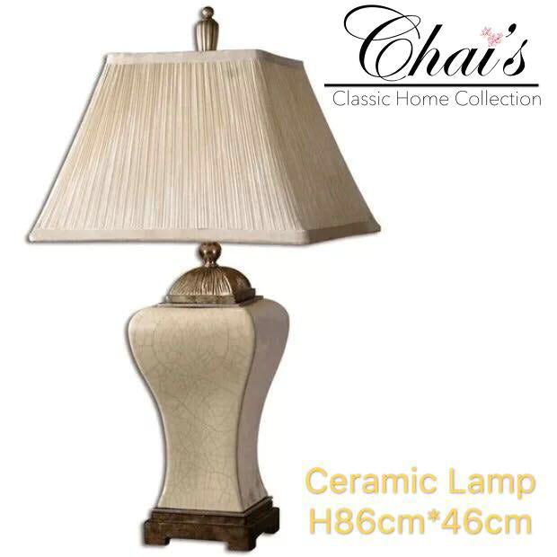 Porcelain Lamp 0213