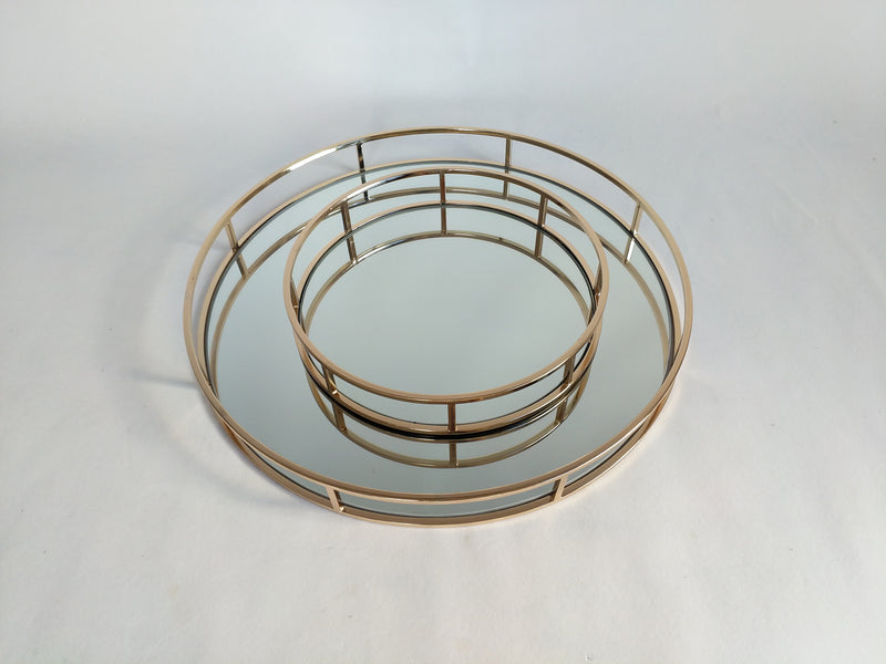 Metal Mirror Tray 0304