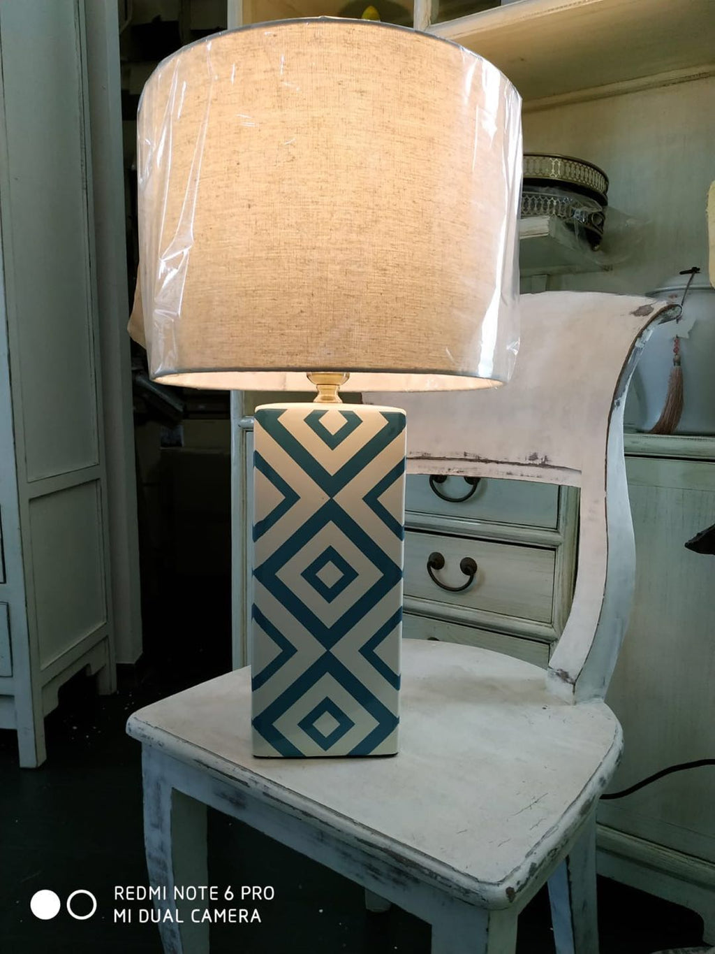 Porcelain Art Lamp 0703