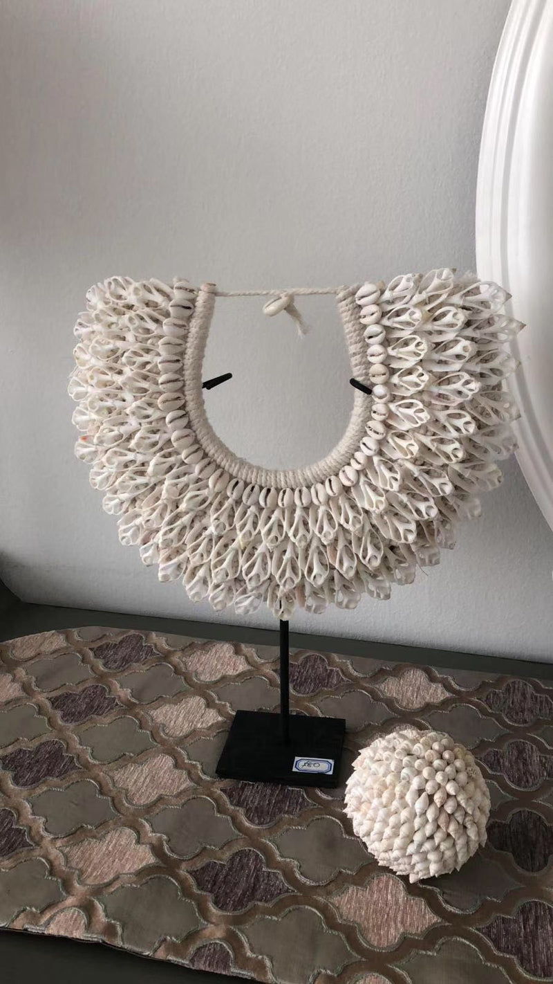 Shell Necklace Decoration 0315