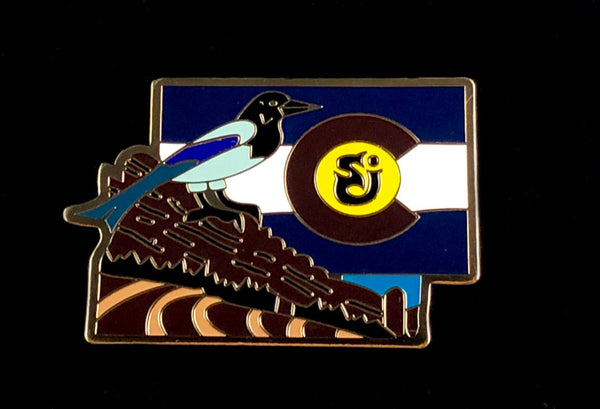 Offical SCI Red Rocks 2015 Limited Edition Pin