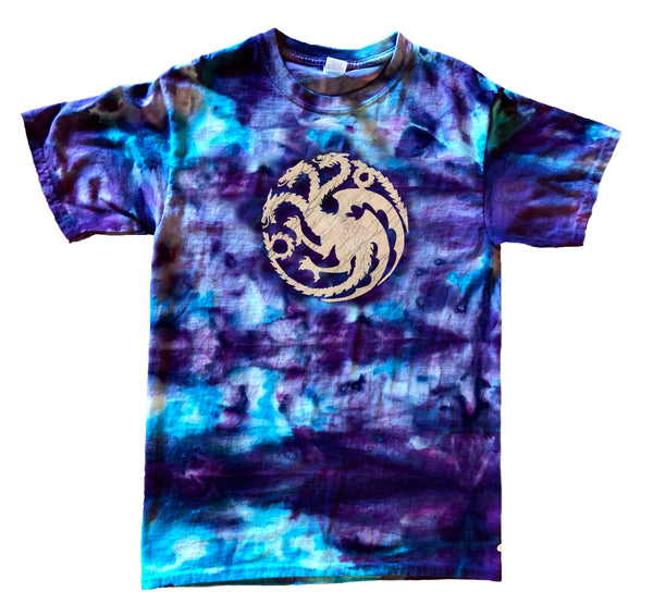 Favorit Fire & Ice-Dye – Four Direction Batik AY73