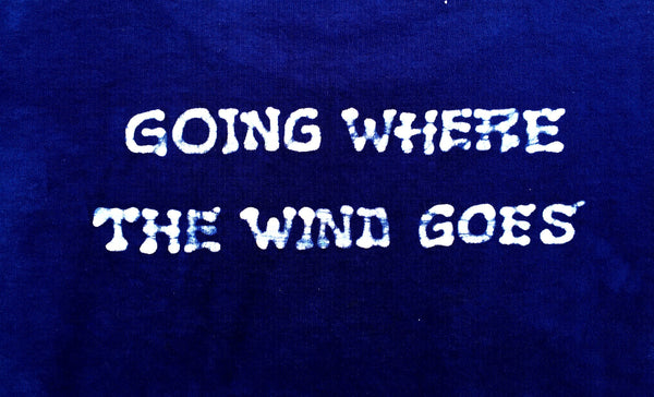 """Going Where The Wind Goes"""