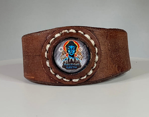 RRE Upcycled Leather Cuff