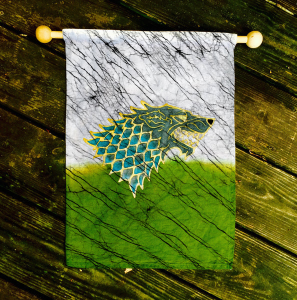 House Stark of Winterfell - Sigil Banner