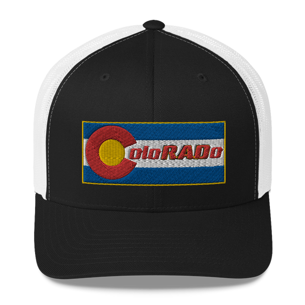 ColoRADo Trucker Embroidered Hat