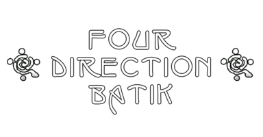 Four Direction Batik